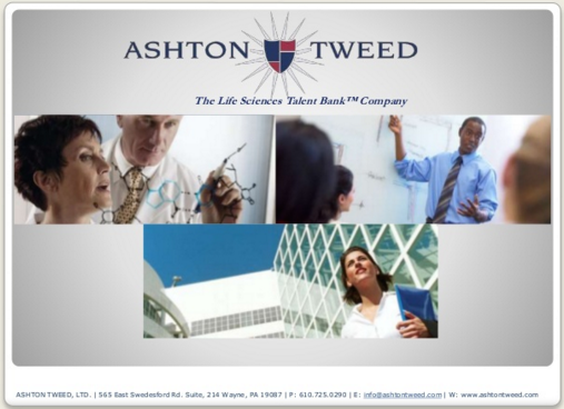 Ashton Tweed Slideshare