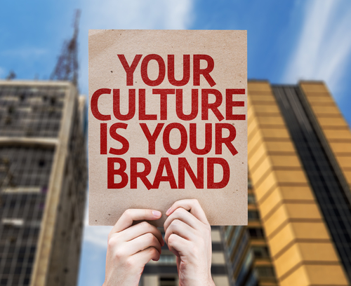 Your culture is your brand.
