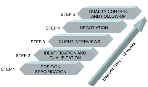 Ashton Tweed's 5-Step Search Process