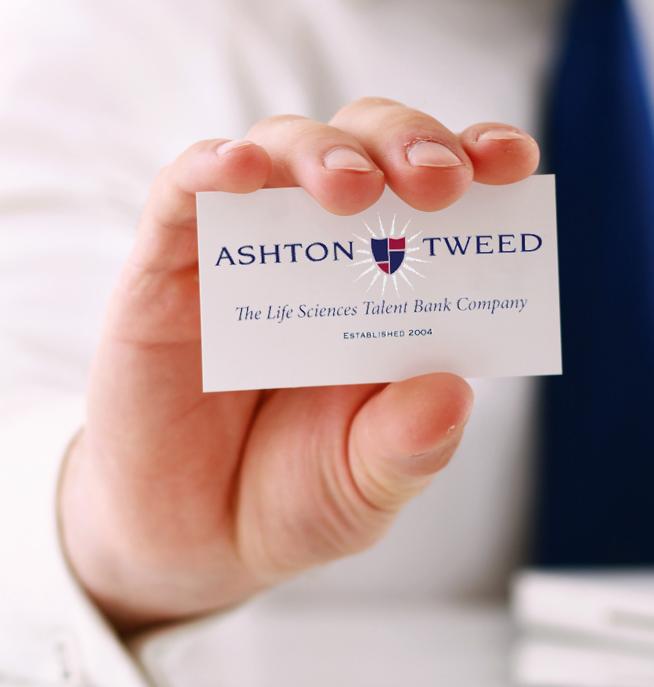 Ashton Tweed Business Card