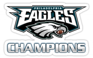 Eagles Champs!