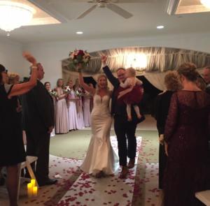 Ashley & Jason's Wedding!