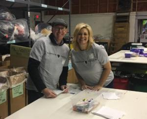 Cradles to Crayons Giving Factory Warehouse