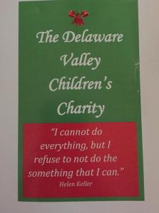 Delaware Valley Children's Charity 2017!